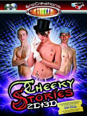 Cheeky Stories !vol.3D Gay 3D stereo