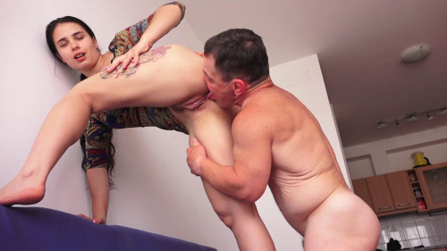 Mira Cuckold - the genetic garbage Femdom and Strapon