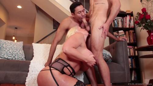Alura Jenson, Gabriel Dalessandro, Dante Colle Bisexuals