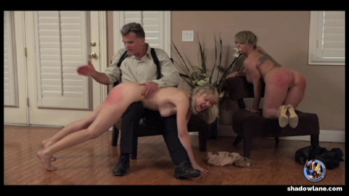 Red Butts Matter - Clare Fonda and Dee Williams - Full HD 1080p