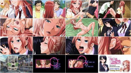 Takumi ga Seitenkan shite Fuck sare makuru Monogatari Anime and Hentai