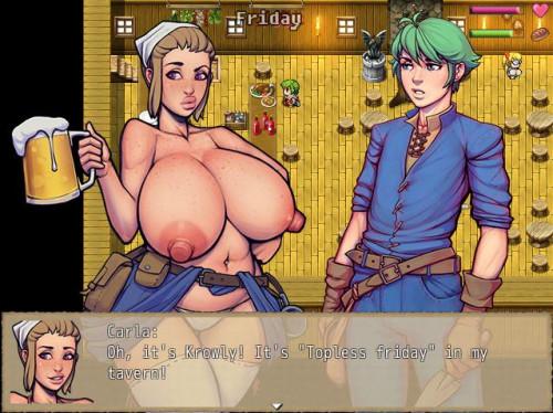 Warlock and Boobs Hentai games