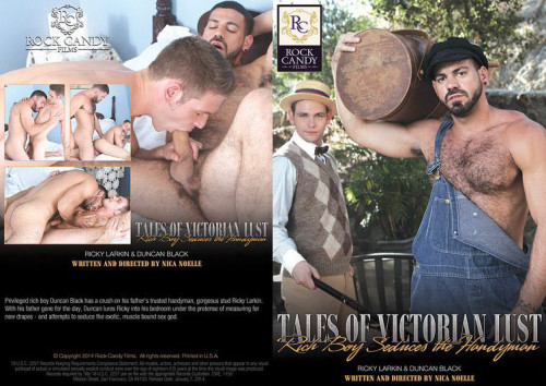 Tales of Victorian Lust- Rich Boy Seduces the Handyman