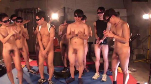 Asian Gangbang Party