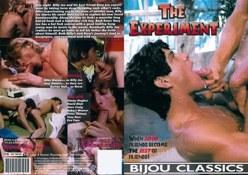 The Experiment - Tony Ross, Dave Craig, David Blair (1972)