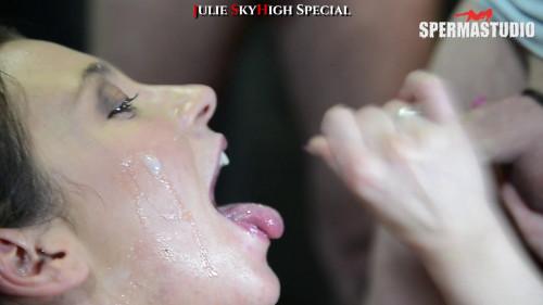 Julie SkyHigh Special Part 1 Sex Orgy