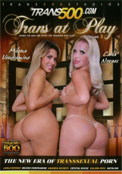 Trans At Play Volume 5 (2015)