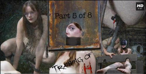 Realtimebondage - Oct 30, 2012 - Training of H Part 5 - Hazel Hypnotic