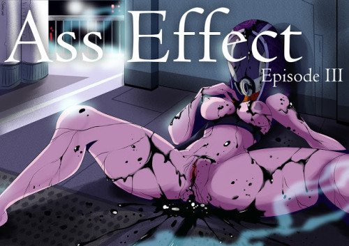 Ass Effect Reloaded 1-3