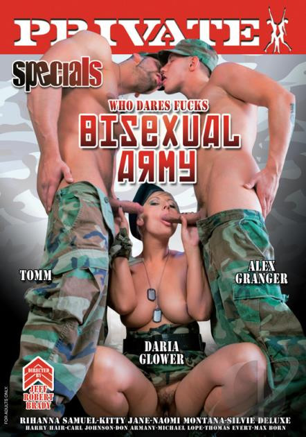 Private Specials 45 Bisexual Army Bisexuals