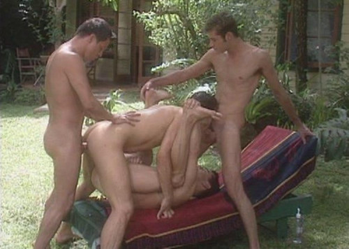 Absolute Raw Gangbang Collection Gay Movie
