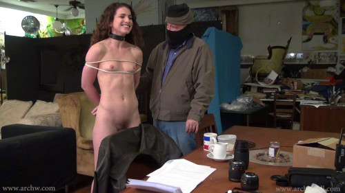 Bondage For Cash - Scene 1 - Laura - Full HD 1080p