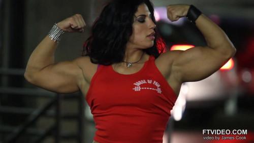 Jessica Scofield - Bodybuilder Female Muscle