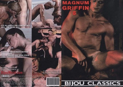 Magnum Griffin Collection Vol. 6 (1991) - Chris Burns, Steve York, Eric Ryan
