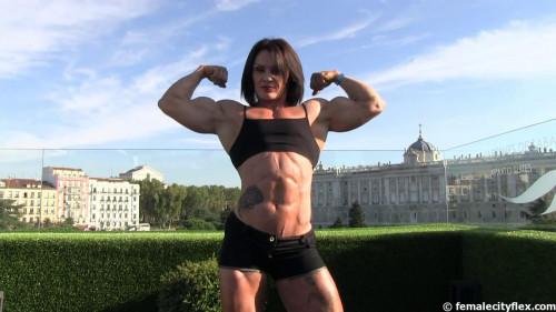 Jacqueline Fuchs - BodyBuilder Female Muscle