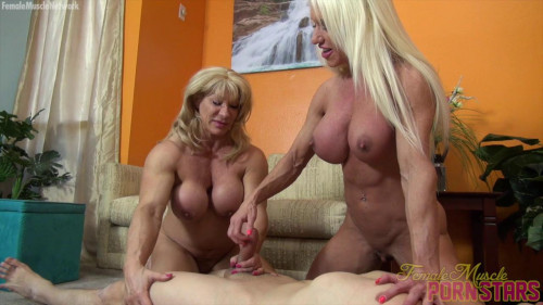 Female Muscle Cougars And Muscle Porn part 17