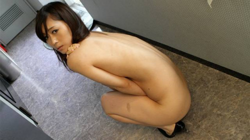 Shy saki aiba acquires a beefy fucking after work