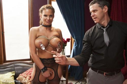 All Anal Slave Girls Training the Gape!