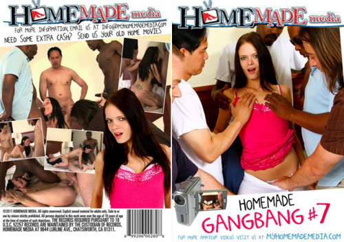 Home Made Gangbang vol 7