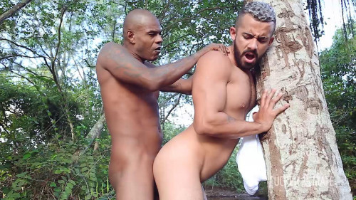 Raw into the woods - Wesley Nike and Marcelo Wiliam