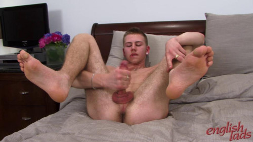 Blond  Str8  Young  Pup  Josh What  A  Meaty  Piece  Of  Equipment
