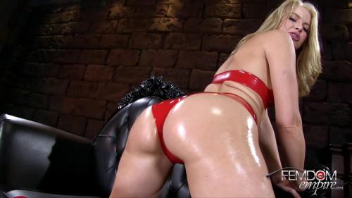 Anikka Albrite - Worship My Sweaty Ass Unusual
