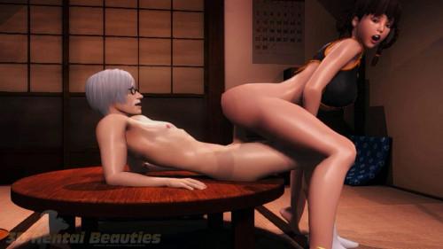My Sensei Is a Pervert - Scene 2 - HD 720p