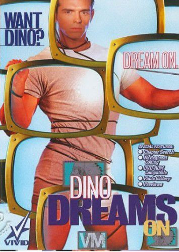 Hard as Steel Prod - Dino Dreams On Gay Retro