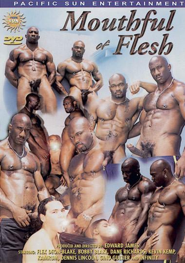 Mouthful of flesh