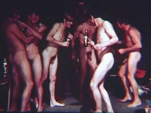 Theatre Film Classics, Billy Boy (Athletic Model Guild) Gay Retro