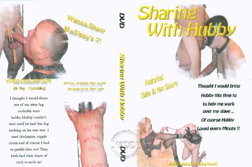 Sharing With Hubby Femdom and Strapon