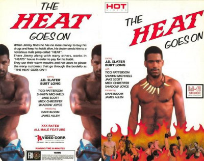 The Heat Goes On (1986) - Burt Long, Dave Bloom, J.D. Slater