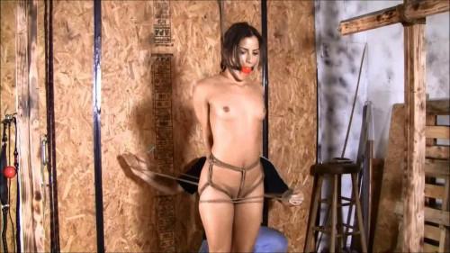 Hogtied BDSM