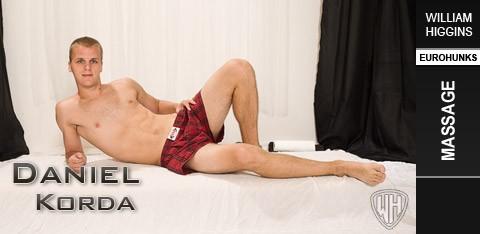 WHiggins - Daniel Korda - Massage - 19-08-2012 Gay Unusual