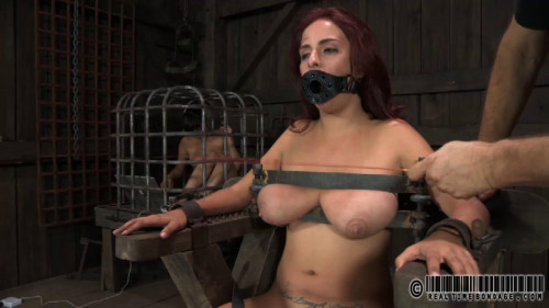 The Angst of Ashley Part Three- Ashley Graham, Nyssa Nevers BDSM