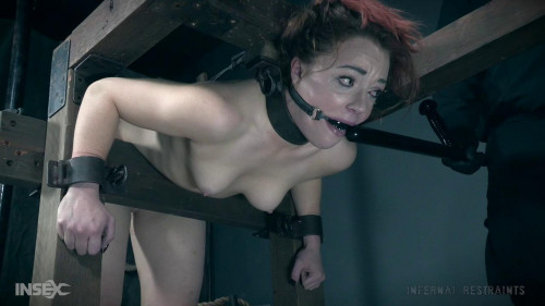 Kate Kenzi Is Sentenced To Life In A Sexually Sadistic Prison. BDSM