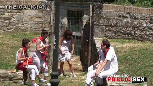 The Galician Gotta Vol.25 Hidden Cam Sex