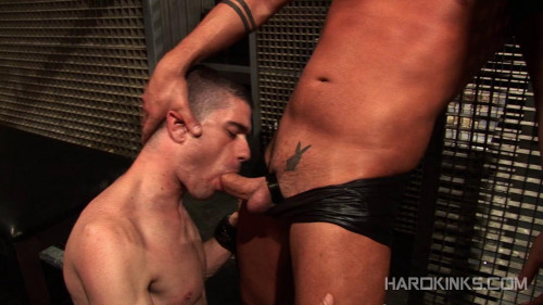 HardKinks  Aday Traun and Ricky Leon