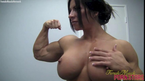 Angela Salvagno - Cock Workout Female Muscle