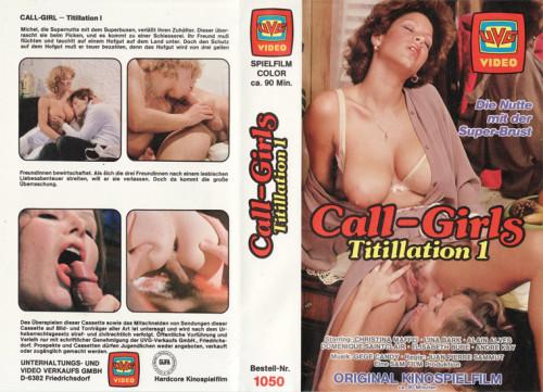 Call-Girls Titillation (part 1)