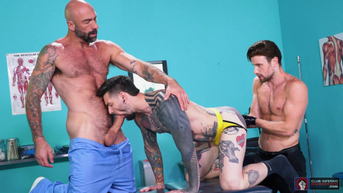 The Punchy Proctologist, Scene - part 3 Gay Unusual