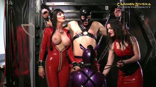 Carmen Rivera Entertainment Cool Vip Hot Beautifull Collection. Part 1. Femdom and Strapon