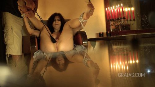Graias - The Dominatrix part 2 Do Whatever You Want To Me