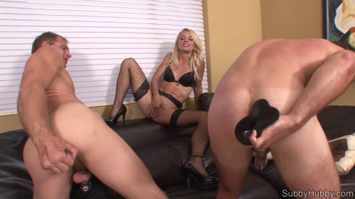 Cuckolding The Perverted Femdom and Strapon