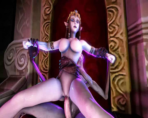 Princess Zelda (The Legend of Zelda) assembly Anime and Hentai