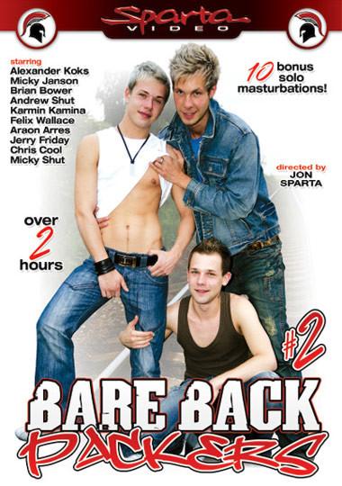 BareBack Packers Vol. 2 - Alexander Koks, Micky Janson, Brian Brower Gay Full-length films