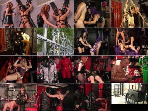 The Domina Files Porn Videos 2 ( 10 scenes) MiniPack