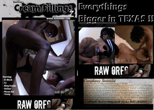 Raw Oreo - Cream Fillings Vol.2 Gay Movie