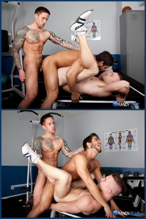 Diego, Jake & Jordan Gay Clips