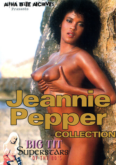 Big Tit Superstars Of The 80s - Jeannie Pepper (1985)